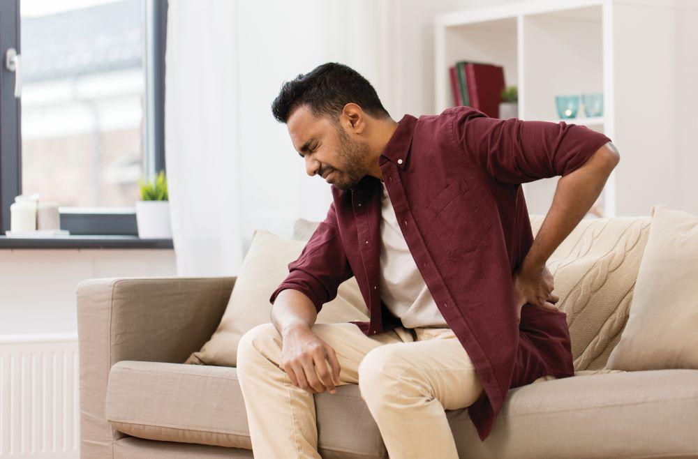 Dolor de espalda - Back pain